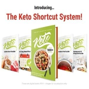The Keto Shortcut System Book