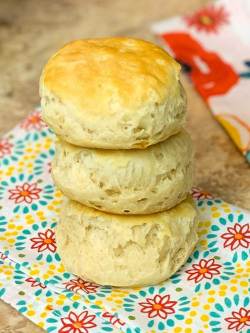 Air Fryer Biscuits Homemade From Scratch