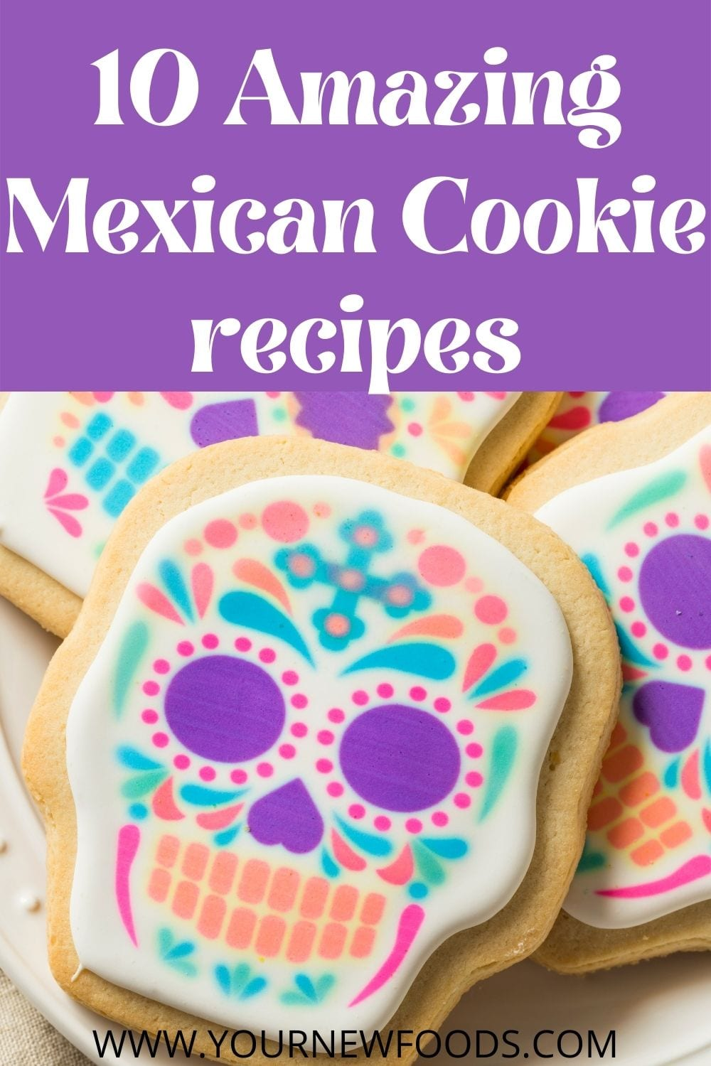Mexican Cookie recipes