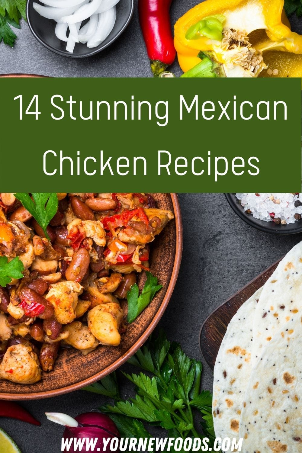 Mexican Recipes With Chicken