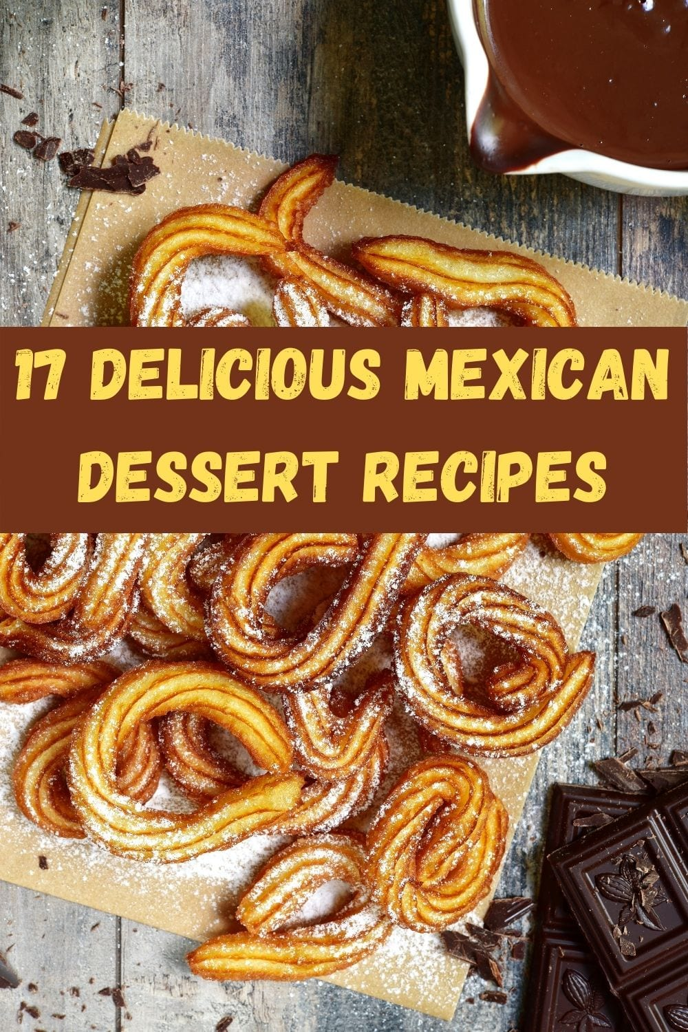Mexican Desserts
