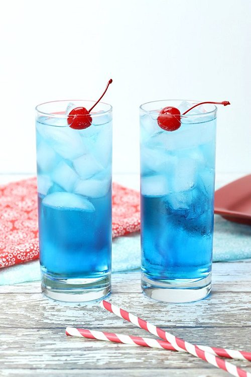 Fourth of July Cocktail 4th of July Drinks