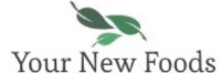 your new foods logo