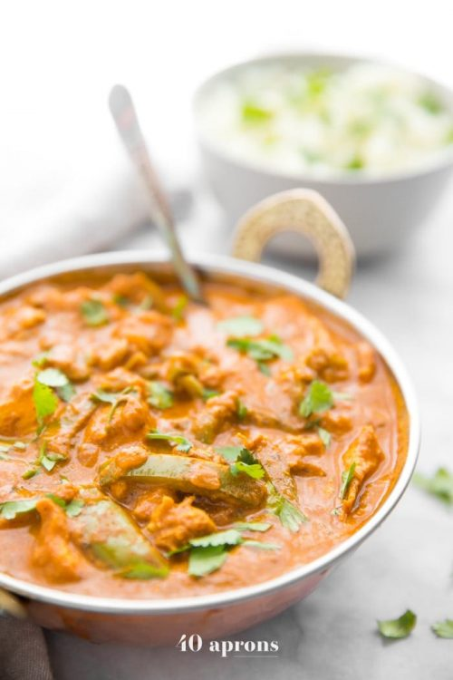The Best Instant Pot Chicken Tikka Masala (Whole30, Paleo, Low Carb)
